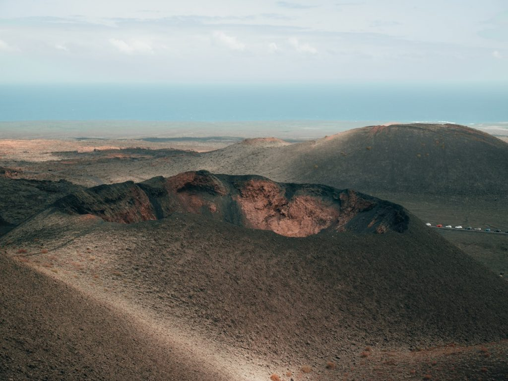 Timanfaya National Park - View