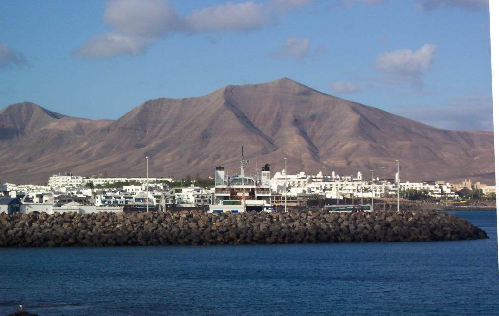 History of Playa Blanca