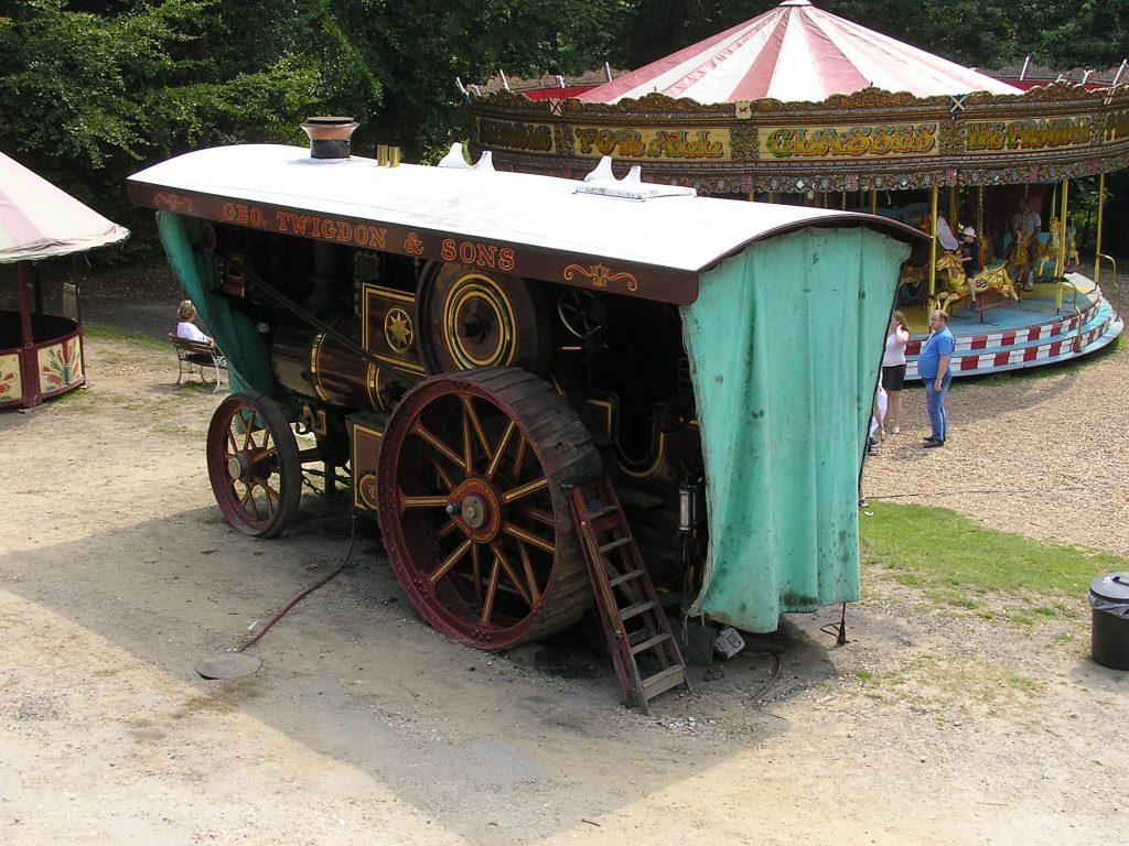 Nink's Wagon Image