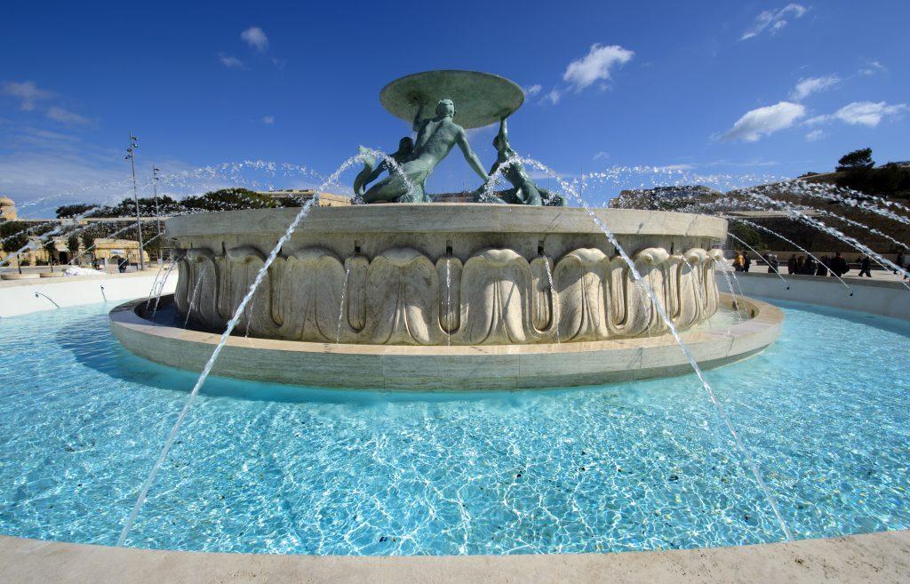 Tritons' Fountain