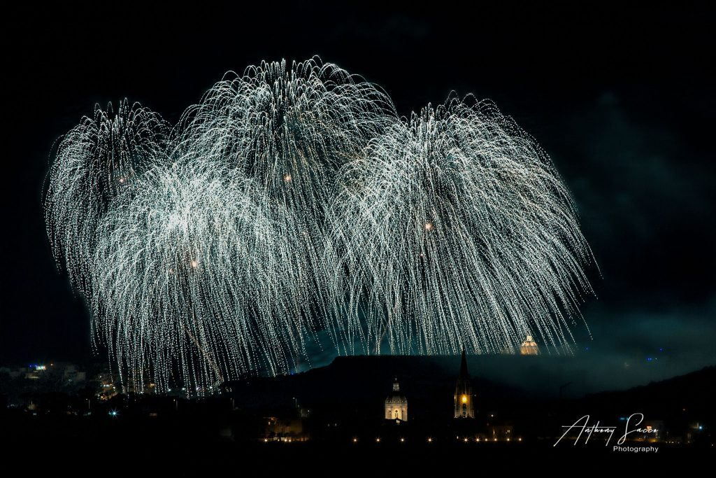 International Fireworks Festival Malta