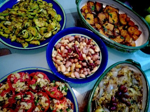 Picture of maltese food