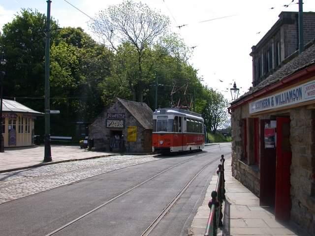Crich Tramway Village image