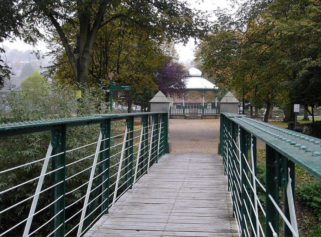 Hall Leys Park image