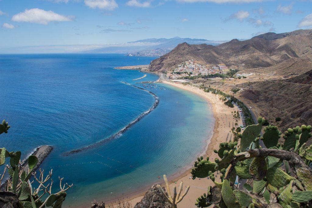 Gran Canaria Coast Line