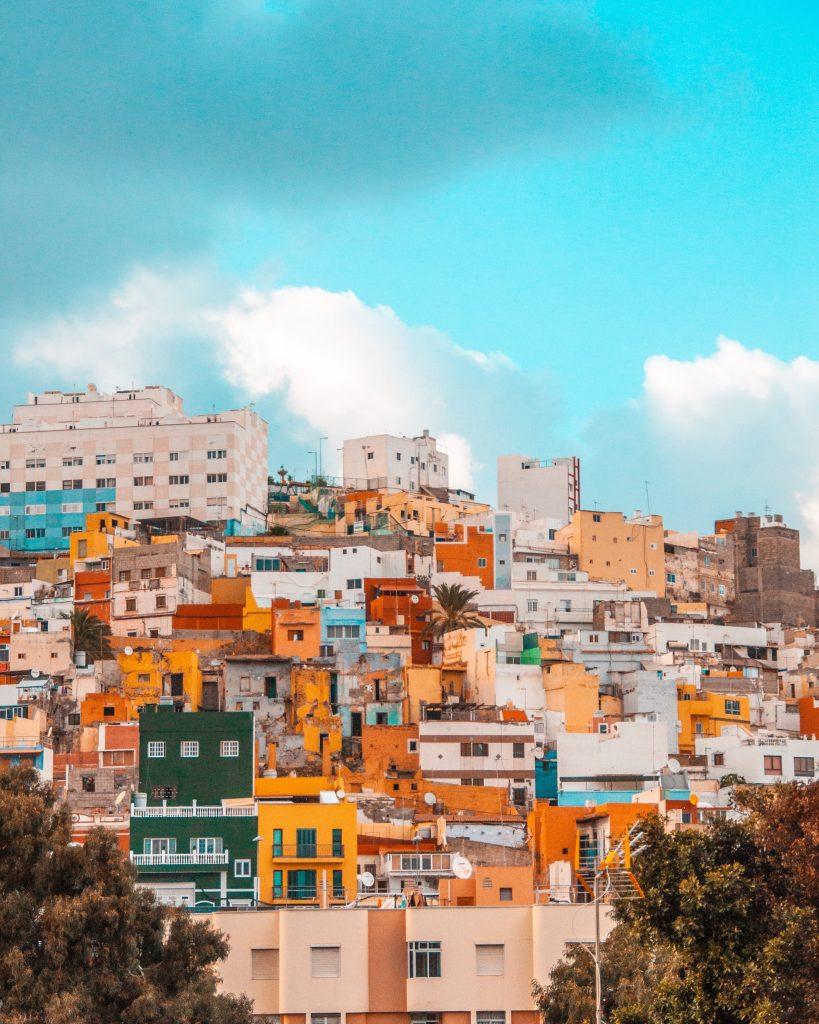 Gran Canaria town