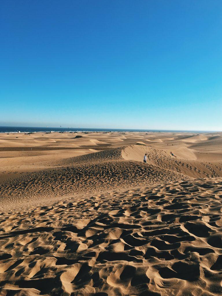 Gran Canaria Maspalomas Dunes
