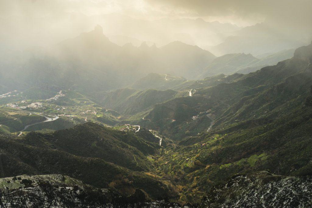 Gran Canaria Pico De Las Nieves
