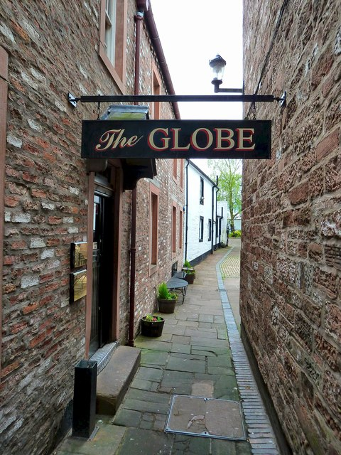 The Globe Inn Dumfries