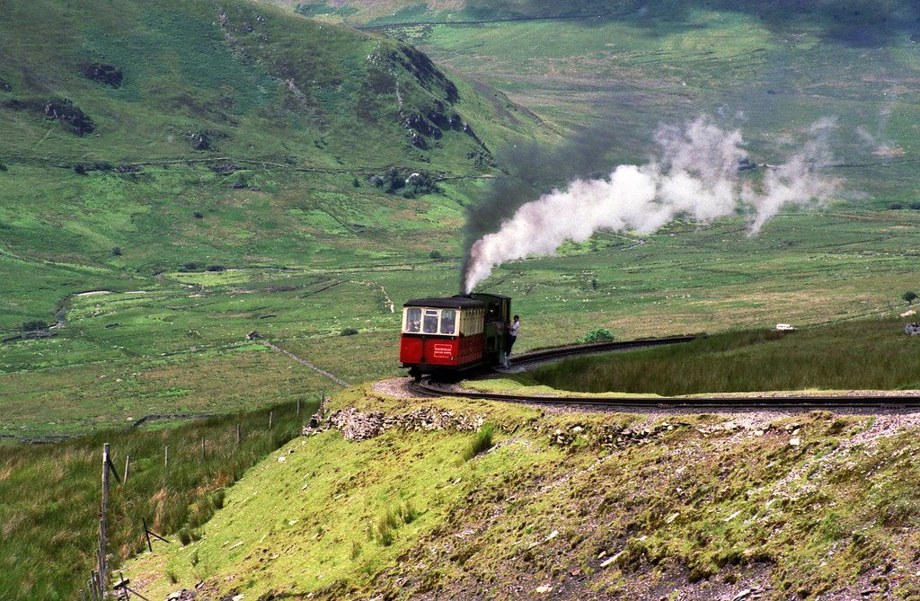 Mount Snowdon Mountain Railway