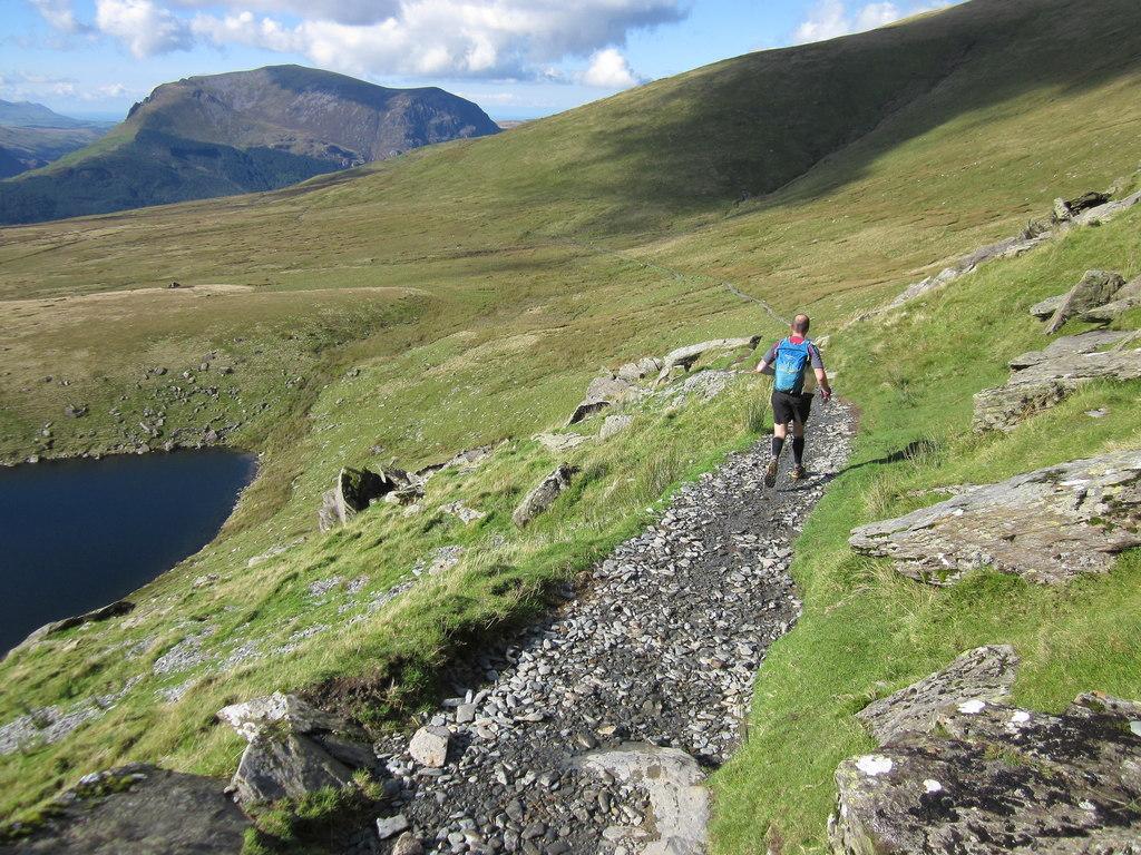 Mount Snowdon Ranger Path
