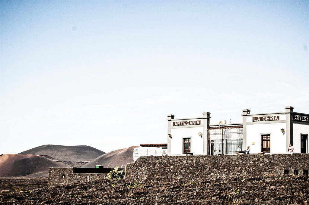 Image of winery in Lanzarote