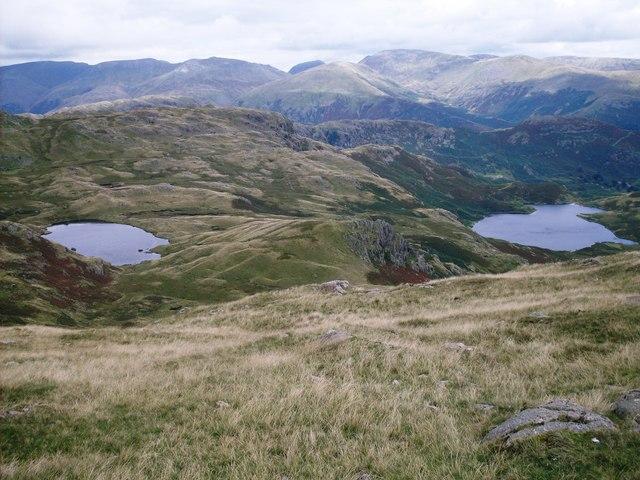 Codale Tarn Lake District