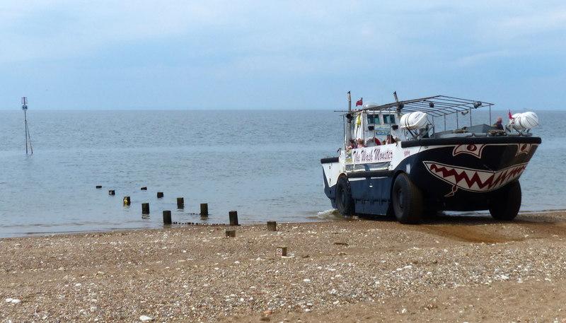 Sea Tour in Hunstanton